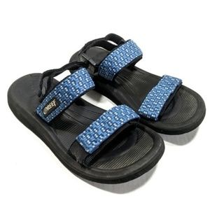Reef Men's Adjustable Summer Sandals Black 7
